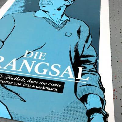 Drangsal beim Reeperbahn Festival in Hamburg