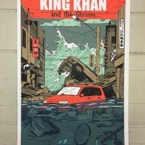 King Khan & the Shrines beim Maifeld Derby 2017