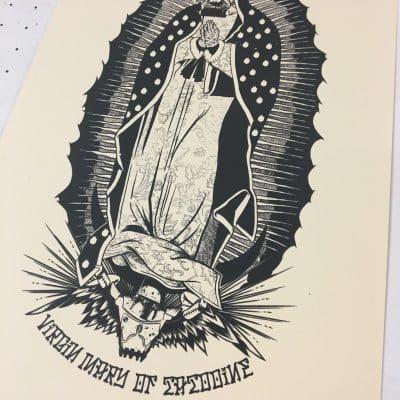 Virgin Mary of Tatooine