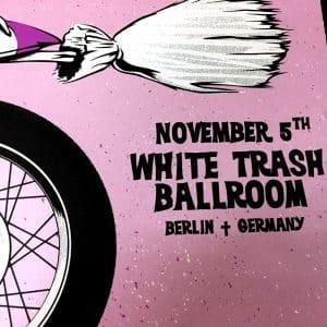 The Sonics im White Trash Ballroom Berlin