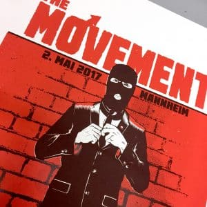 The Movement in Mannheim