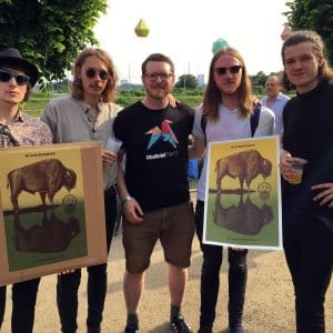Blackberries – Greenwich Mean Time / SOLD OUT
