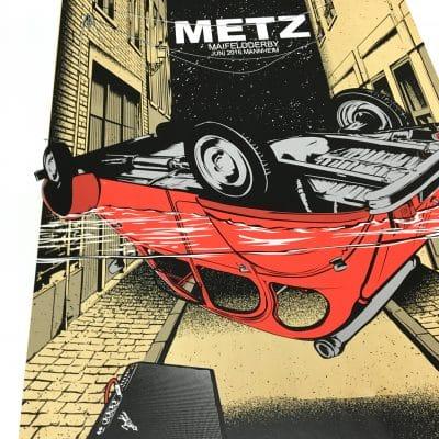 Metz - Maifeld Derby 2016 / SOLD OUT