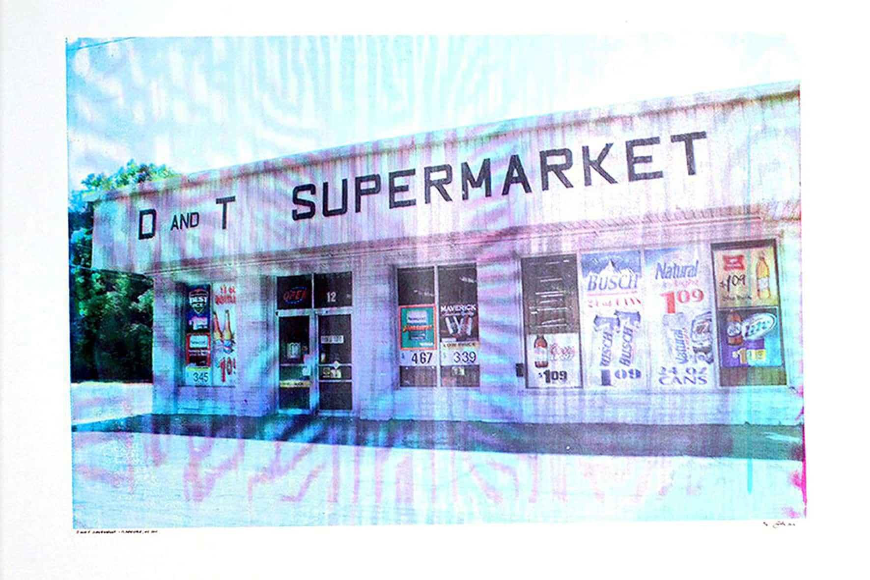D&T Supermarket, Clarksdale Mississippi