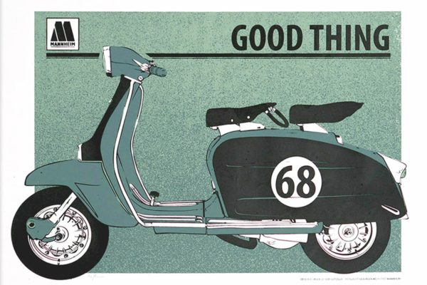 Good Thing 68 Lambretta