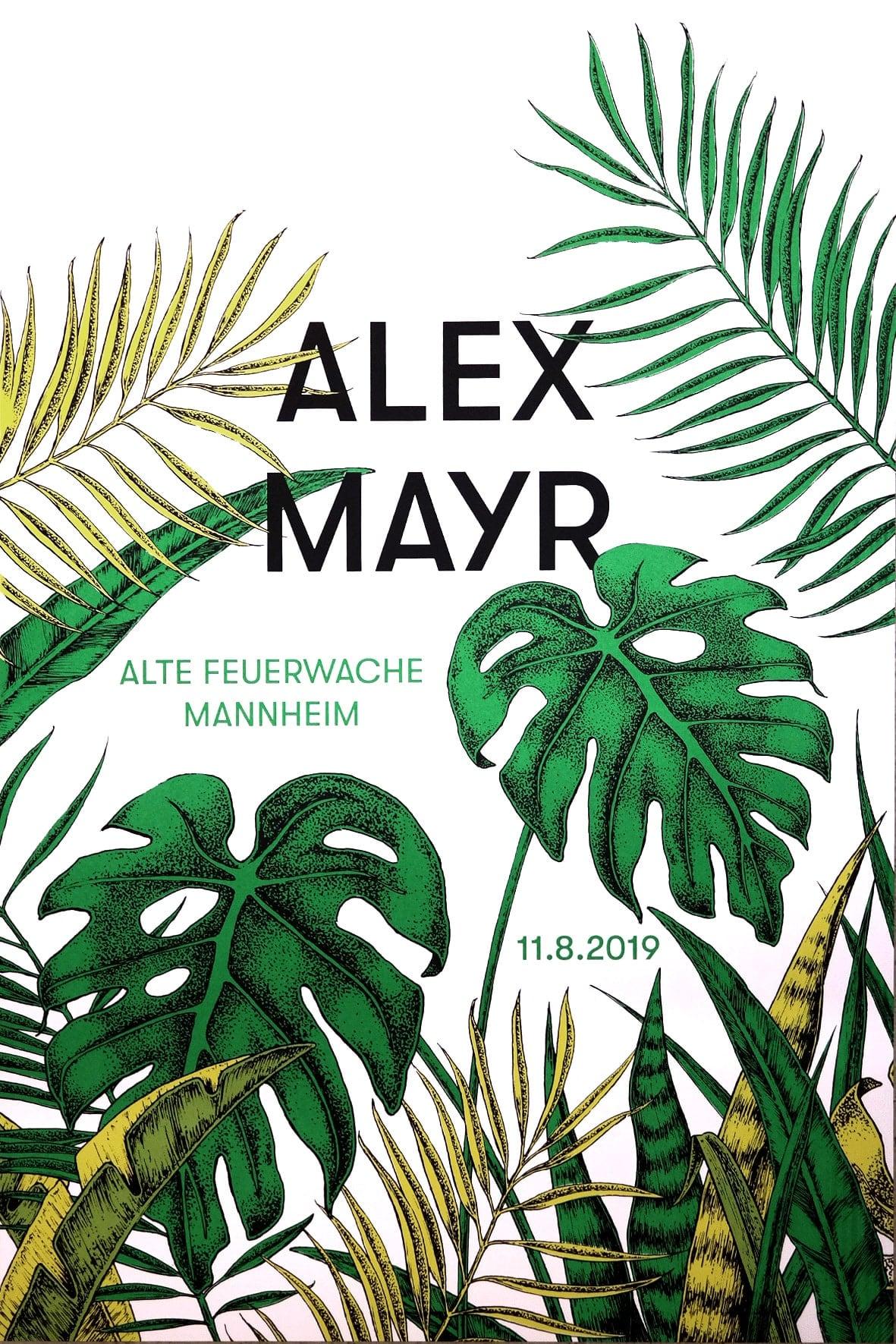 Alex Mayr Poster